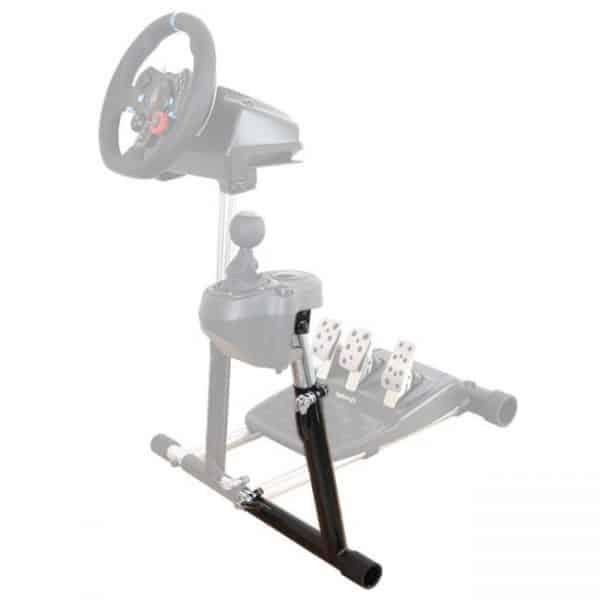 RGS module Wheel stand pro met Logitech driving force shifter