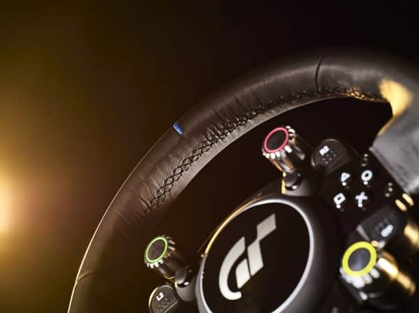 Thrustmaster T-GT Racing Wheel - Performance Sheet