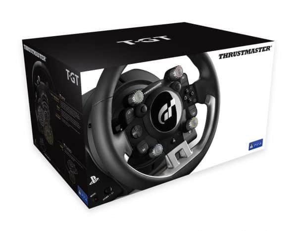Thrustmaster T-GT Racing Wheel - Box