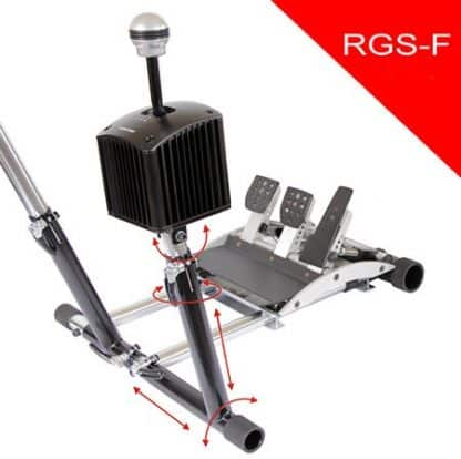 Wheel stand pro fanatec shifter upgrade (RGS-F)