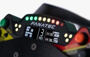Podium Button Module Endurance led display